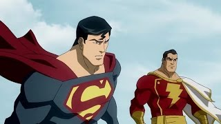 Superman Shazam: The Return of Black Adam (2010) Trailer