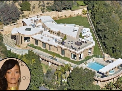 Rihanna new house in barbados 2016 22 million for Stars houses in la