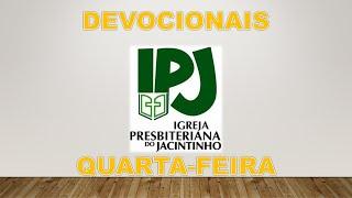 Devocional IPJ - Quarta-feira - 15jul2020