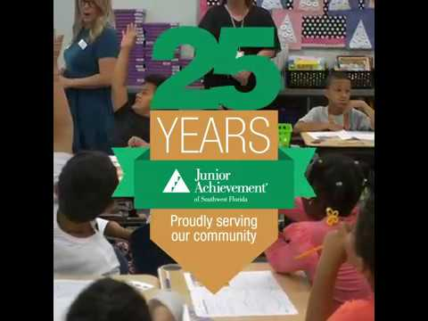 CEO of Junior Achievement USA Visits Villas Elementary School