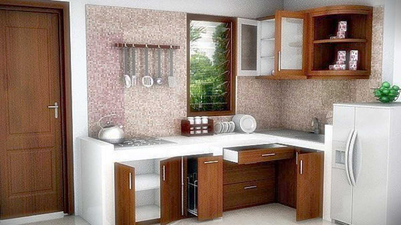 23 Desain Dapur Minimalis Sederhana nan cantik  YouTube