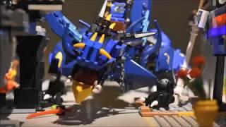 Her en Der (Lego stop motion)