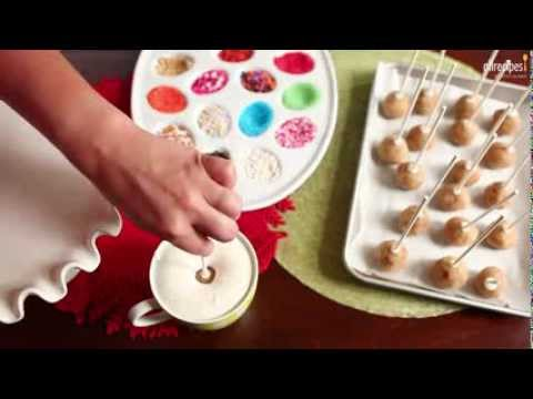 rezept schoko cake pops red velvet cake pops und vanille cake pops youtube. Black Bedroom Furniture Sets. Home Design Ideas