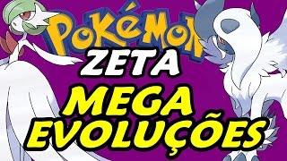Pokémon Zeta (Detonado - Parte 71) - Mega Pedras e Mega Evoluções