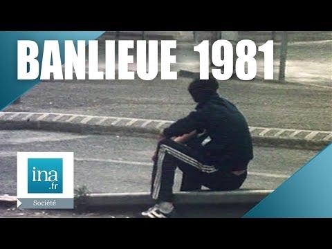 1981 : La vie aux Canibouts à Nanterre | Archive INA