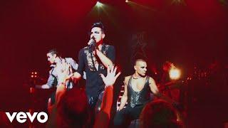 Смотреть клип Adam Lambert - Fever
