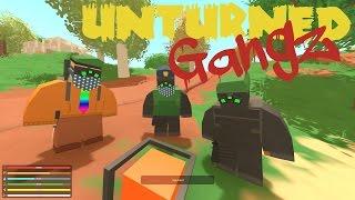 "UNTURNED GangZ | E12 | ""Horde Beacon EZ Mode!!"" (Gang PvP / Pranks)"