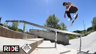 Grind for Life Series at Ann Arbor, Michigan Presented by Marinela