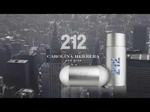 Дезодорант-спрей для мужчин Carolina Herrera 212 Men