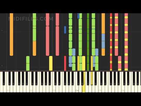 Legendary / Welshly Arms (MIDI Karaoke instrumental version tutorial)