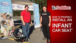 How To Properly Install An Infant Car Seat | With Graco Baby Canada