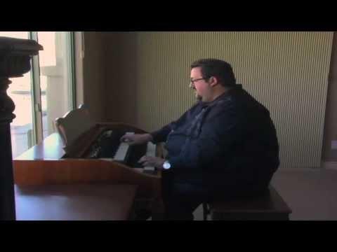 Joey DeFrancesco the Organ in the Bedroom Hammond A102 - Killer B3 Exclusive!