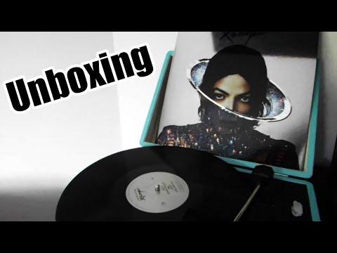 XSCAPE (Michael Jackson) VINYL UNBOXING