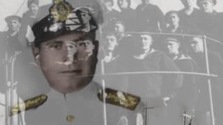 """Heroji aprilskog rata! Komandant Aleksandar Berić i posada kraljevskog broda """"Drava"""""""