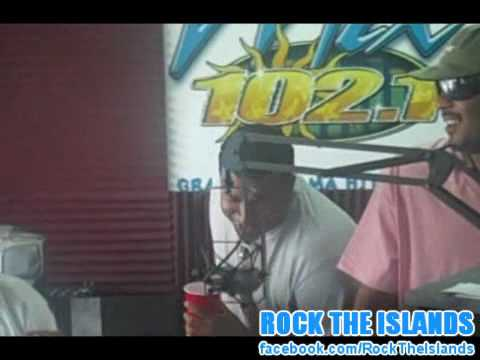 MIX 102, FREEPORT: Rock The Bahamas Let's Go!