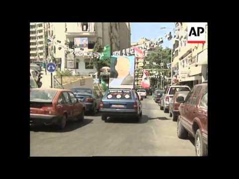 LEBANON: PARLIAMENTARY ELECTIONS WRAP