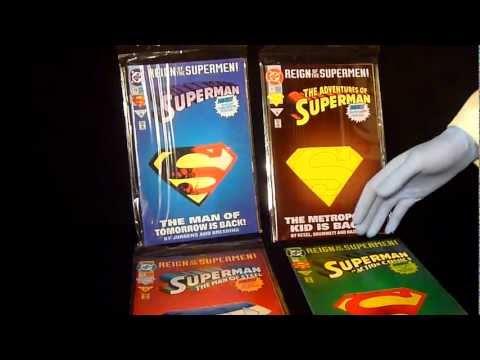 Super Man Comics