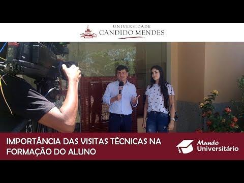 Importância das visitas técnicas na formação do aluno