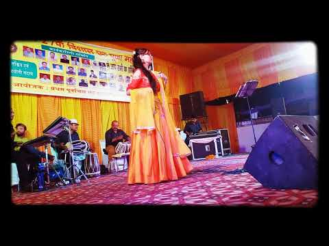 By -- Priyanka Singh (PS)/  Bhojpuri folk Song / Live Show / Reliya Bairan Piya Ko Liye Jaye Re
