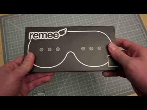 Remee Lucid Dream Mask Dream Machine Maker Remee Remy Patch Dreams Sleep 3D  VR Eye Masks Inception
