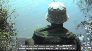 Риболовля на р. Б. Караман частина 1
