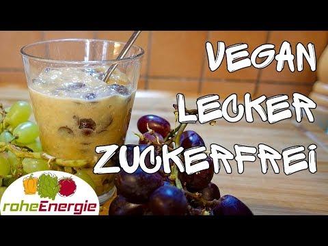 Vegan, Lecker, Zuckerfrei & Einfach!