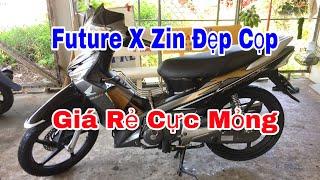 Future X Fi 2010 Xe Zin Đẹp Giá Rẻ Cực Mỏng Phục Vụ Anh Em