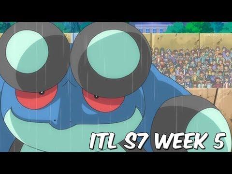 ITL S7 W5: Sydney Sharpeoes vs Reno Regis