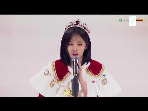 [ENG SUB] Ju JingYi - 1st rank 4th SNH48 Election Speech 2017
