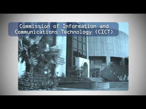 Commission on Information and Communications Technology AVP