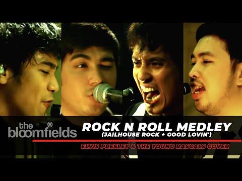 The Bloomfields Live - Rock n Roll Medley