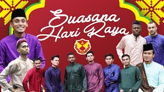 Download Suasana Hari Raya - Sharifah Aini (FA Selangor Cover) Mp3
