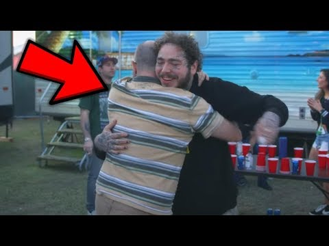 """7 Things You Missed In """"Post Malone - """"Wow."""" (Official Music Video)"""""""