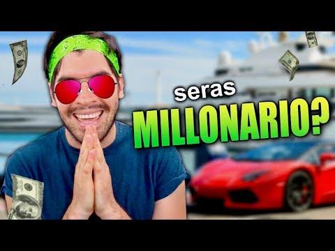 SERAS MILLINARIO!!??