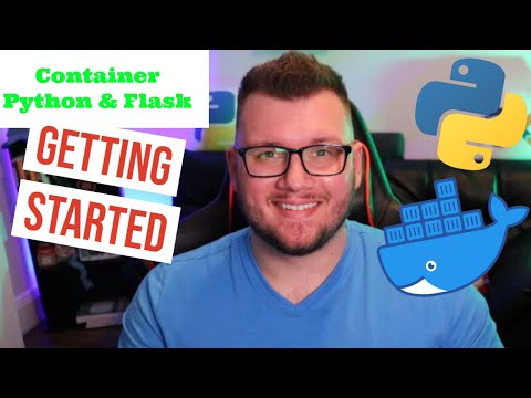 Flask App Containerization (Getting Started)