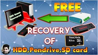 Recuva   How to Recover Deleted files from Computer, Pendrive, Memory Card