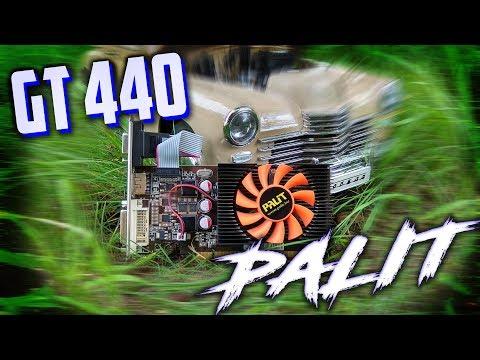 Тест и разгон Nvidia Geforce GT 440 1gb, Watch Dogs 2, Fallout 4, WoT