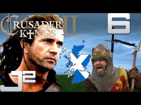Crusader Kings 2 Scotland - Equal Opportunity - Part 6 Gameplay