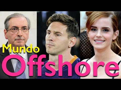 O inacreditável mundo Offshore