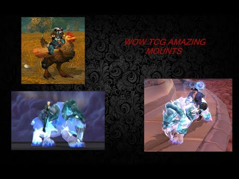 World of Warcraft: Spectral Tiger/Swift Spectral Tiger/Magic Rooster