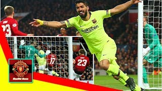 ManUtd News - Shaw own-goal leaves Ole needing another Nou Camp miracle as Barca take control