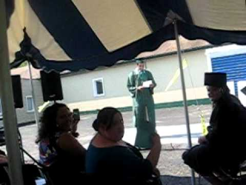 samson demand delivers his graduation speech at summit academy akron middle school part 5