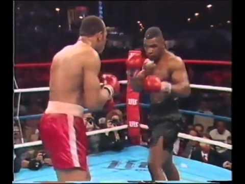 1987-03-07 Mike Tyson vs James Smith full fight