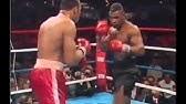 1987-03-07 Mike Tyson vs James Smith (full fight)