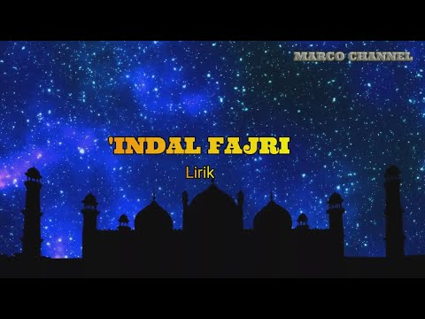 SHOLAWAT MERDU - INDAL FAJRI - LIRIK