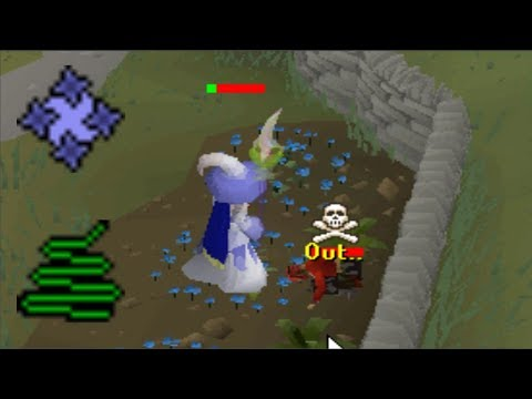 Tele Blocking Pkers When They're Out Of Food