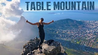 TABLE MOUNTAIN - THE BEST HIKE IN THE WORLD