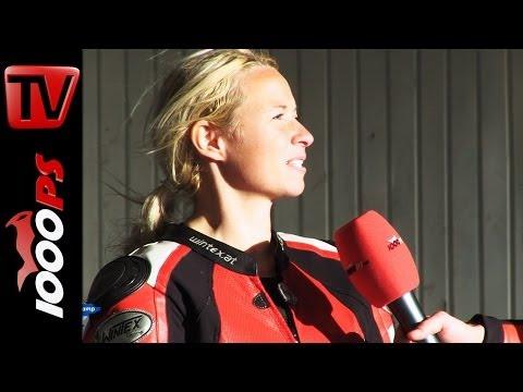 Anfängertipps für die Rennstrecke - BMW Motorrad Test-Camp Almeria 2014