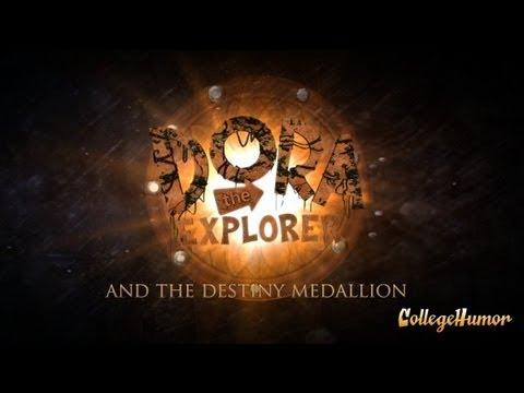 Dora The Explorer Miniseries Trailer Youtube