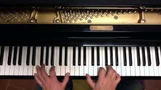 Tutorial piano y voz Desahogo ( Roberto Carlos )